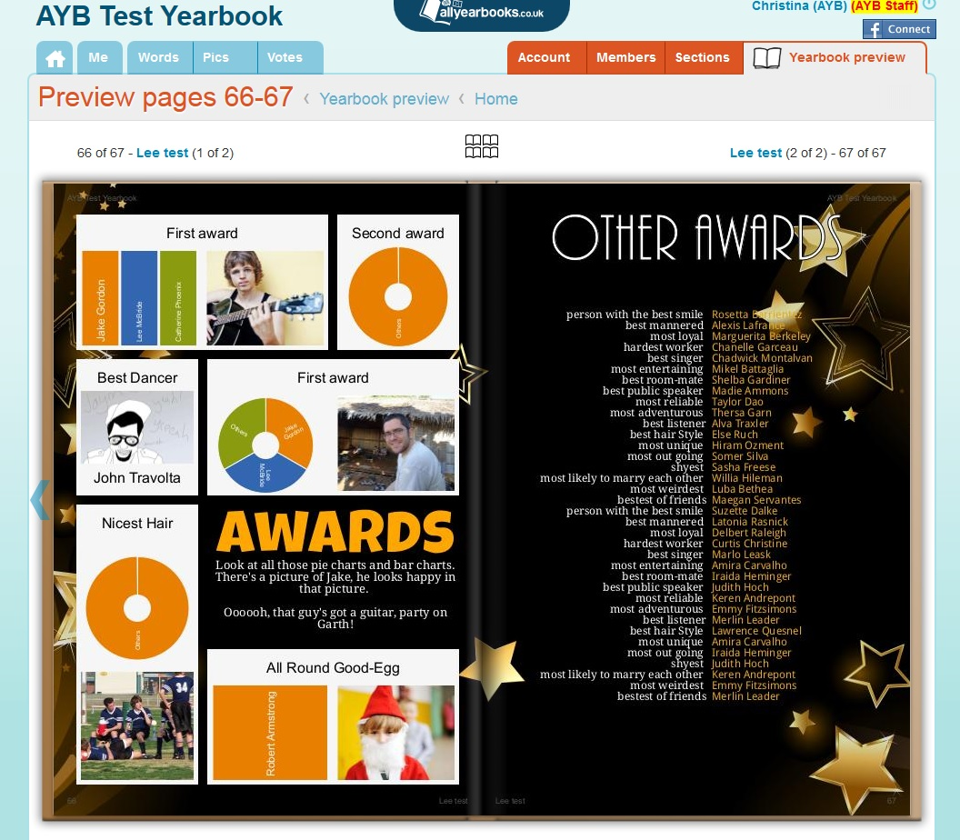 10 Best images about yearbook spreads on Pinterest ...   Yearbook Categories Pages Showing