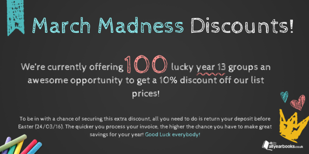 March Madness Discounts! (1)