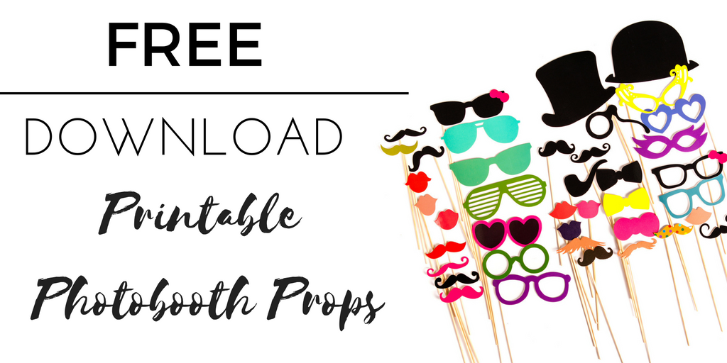 image relating to Free Printable Photo Booth Props identified as Totally free printable photobooth props AllYearbooks Web site