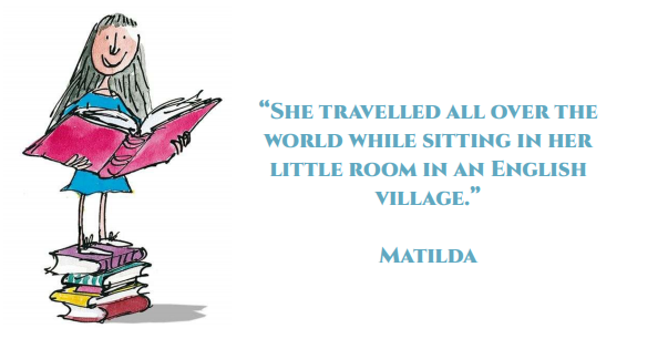 Matilda Quote