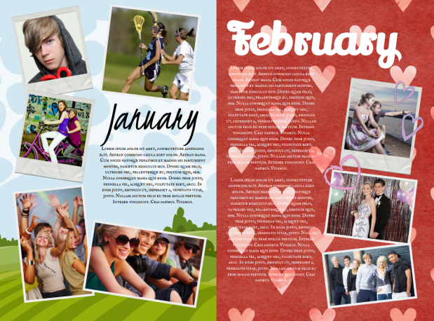 January.February