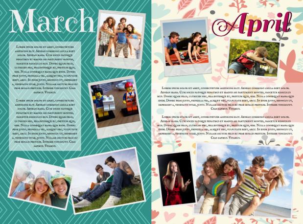 March.April