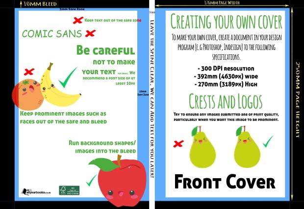 Cover Design Info